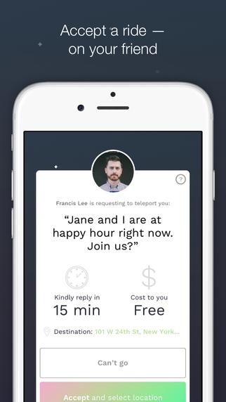 Teleport App Screenshot 3