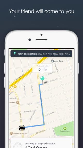 Teleport App Screenshot 4