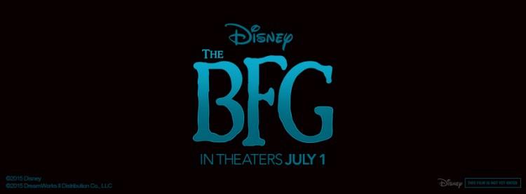 The BFG Title ARt