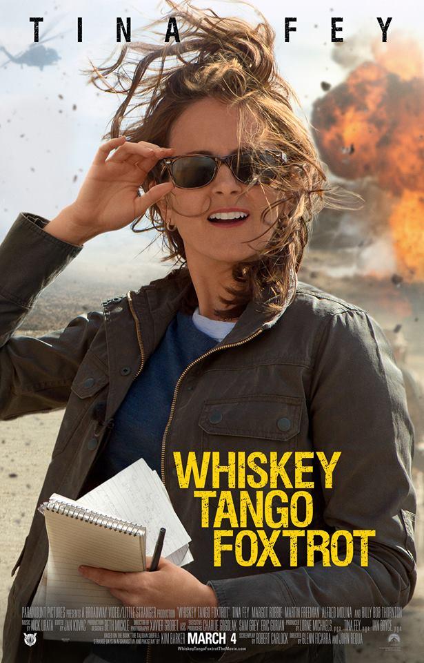 Whiskey Tango Foxtrot Poster