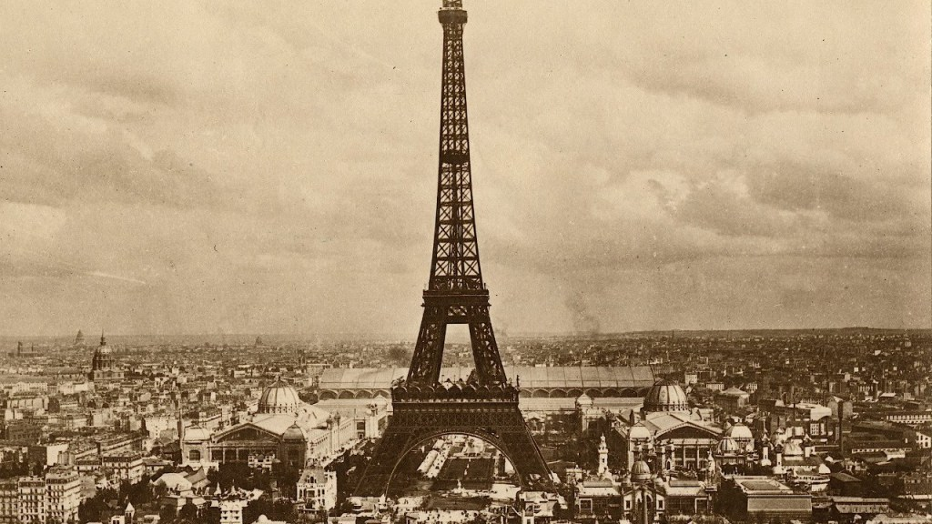 A Fascinating Video Tour of Paris Using Footage Shot Between the Years of 1877 and 1900