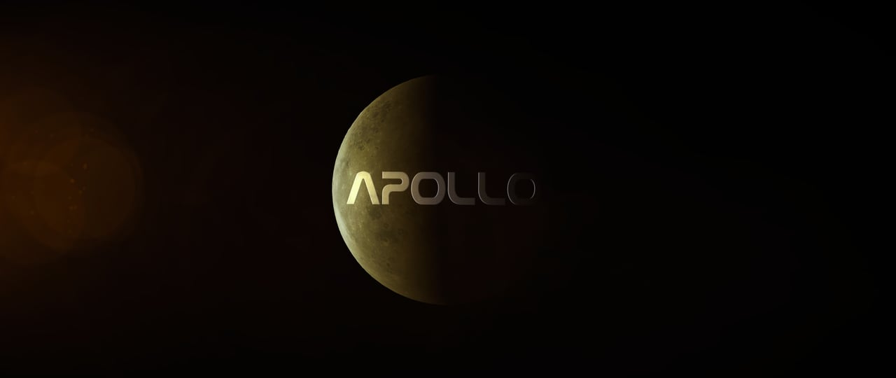 'Apollo', A Short Film Created Using NASA Photographs Taken During the Apollo Lunar Missions