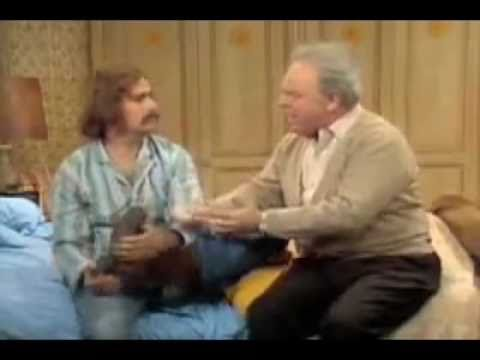 Vintage Rare 1972 All In the Family Archie Bunker Game