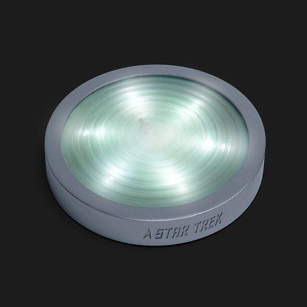 Star Trek Transporter Pad LED Coasters