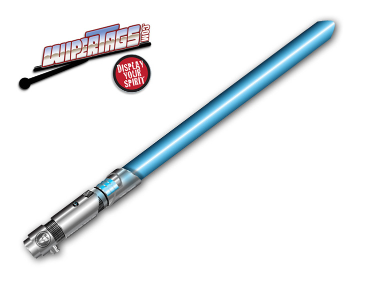 SaberForge Epoch Blue