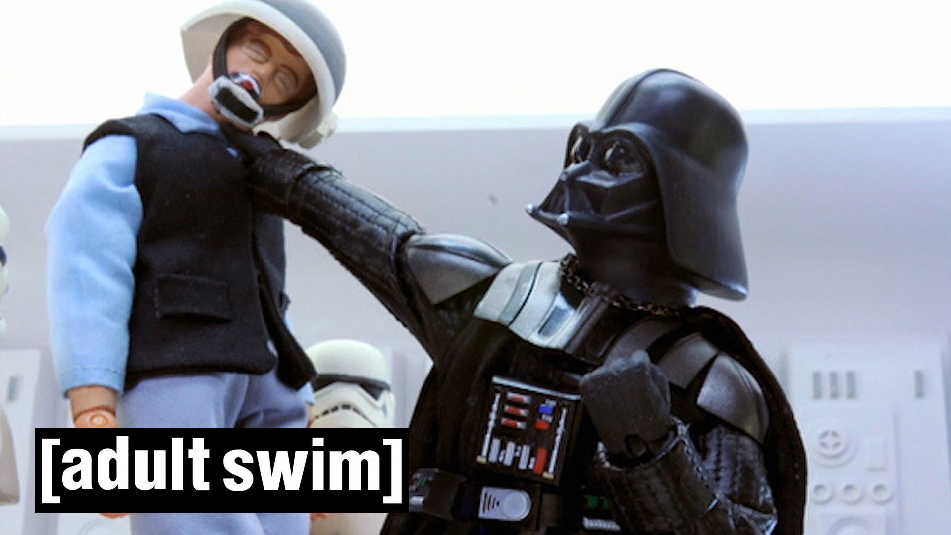 Adult swim starwars xxx vids