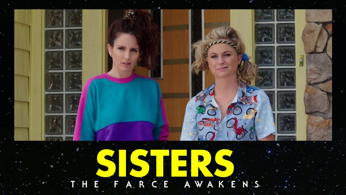 The farce awakens a star wars parody featurette for for Farcical parody