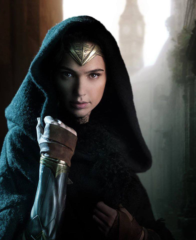 First Look at the 2017 Wonder Woman Movie Teases the Superheroine's Origin Story