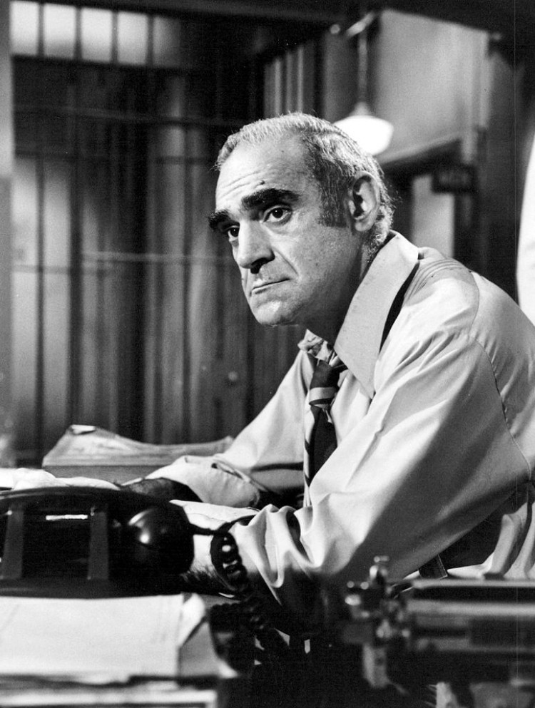 Abe vigoda 1921 2016 respected actor known for roles in for Barney miller fish
