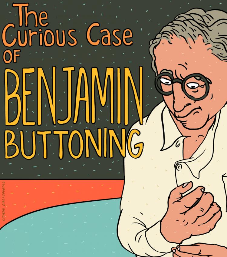 Benjamin Buttoning