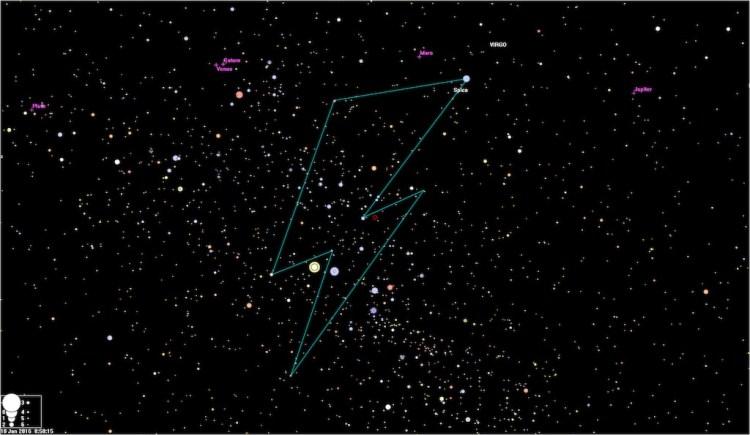 Bowie Constellation