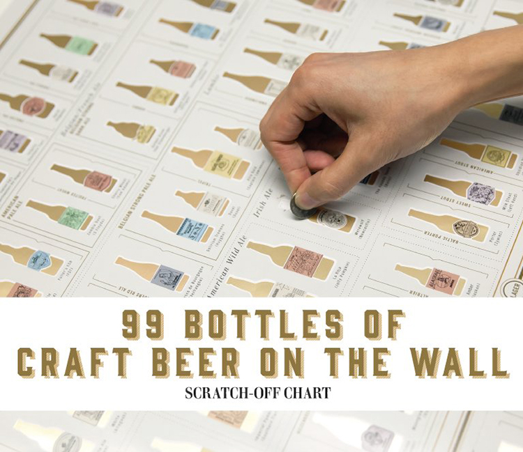 Beer Scratch Off Chart