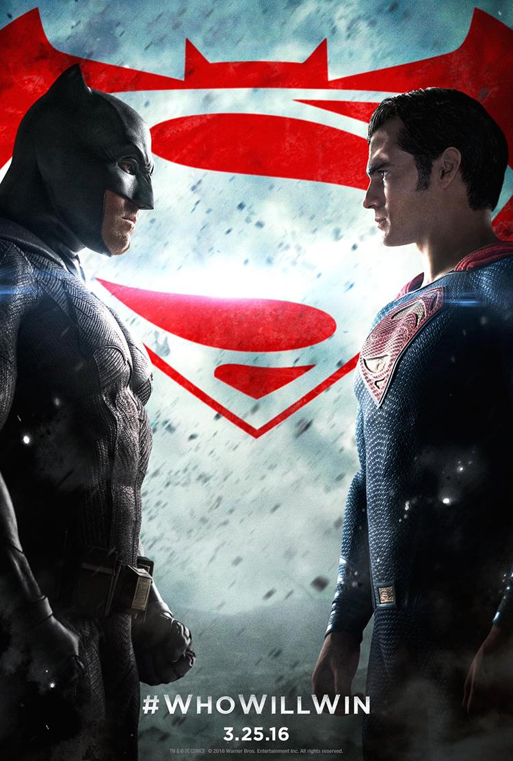 Superman Tells Batman to Bury the Bat in a New TV Spot for Batman v Superman: Dawn of Justice