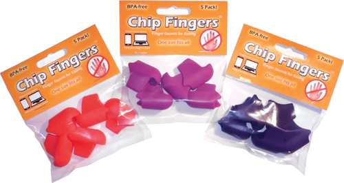 Chip Fingers in Bags
