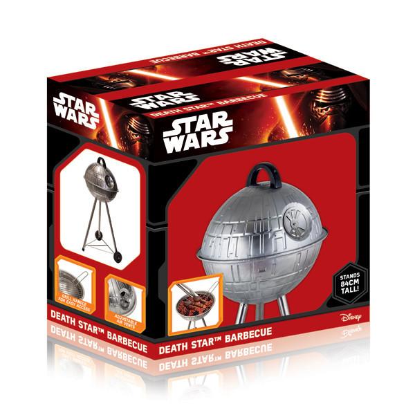 Star Wars Death Star BBQ