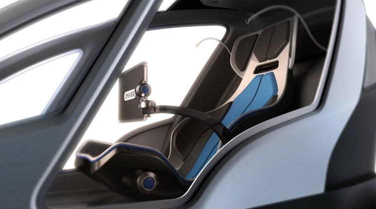 Ehang Cockpit