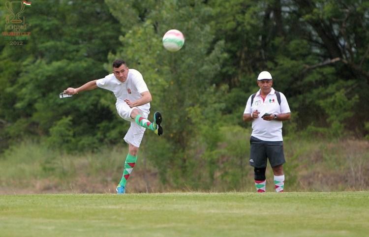 FootGolf High Kick
