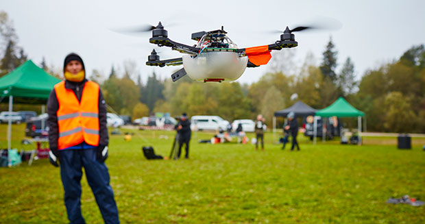 Individual Drone 100 Drone