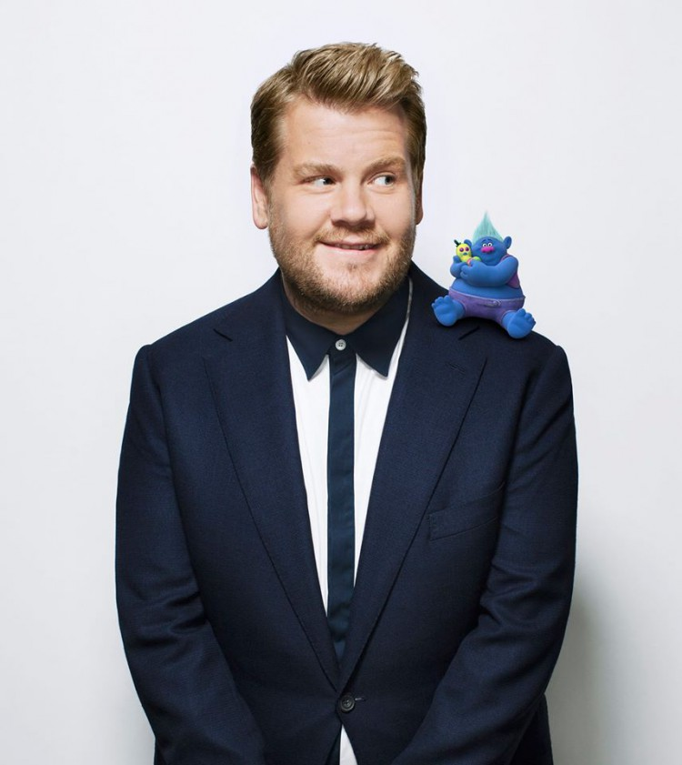 James Corden Trolls