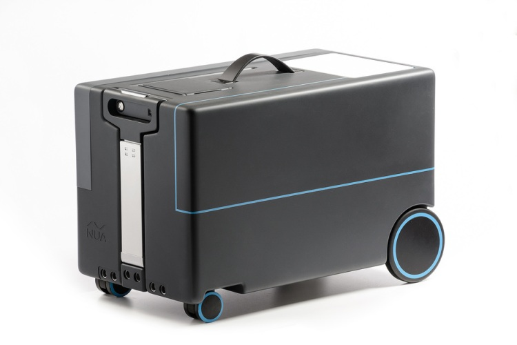 NUA Suitcase