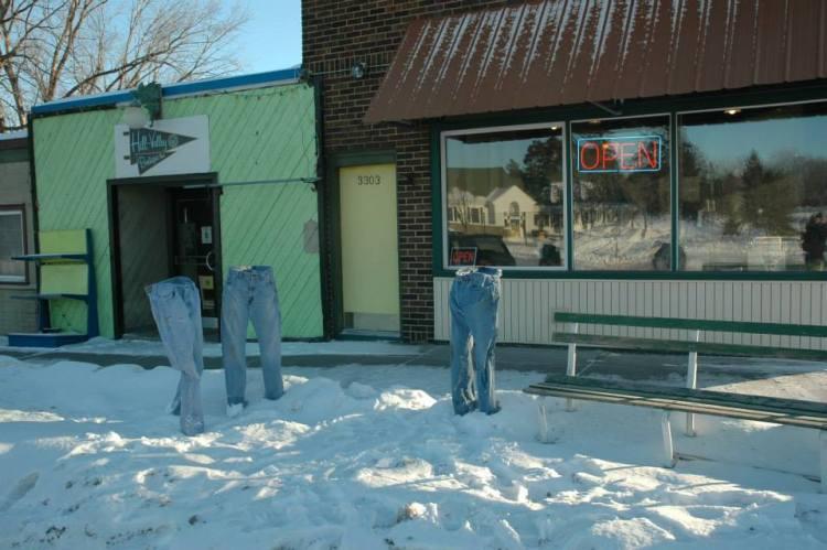Outside Store