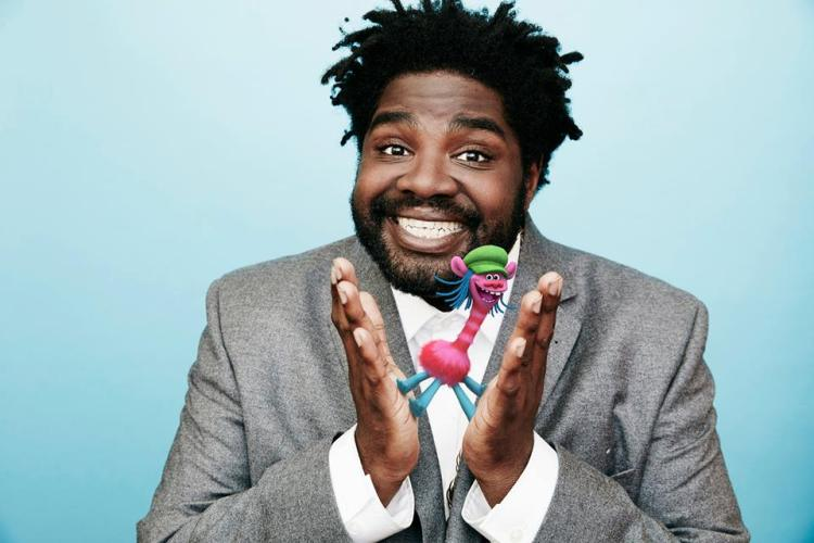 Ron Funches Trolls