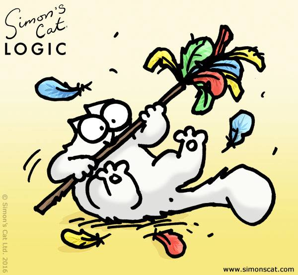 Cat Behaviorist Explains Why Felines Run Crazy Around the House in New Simon's Cat Series