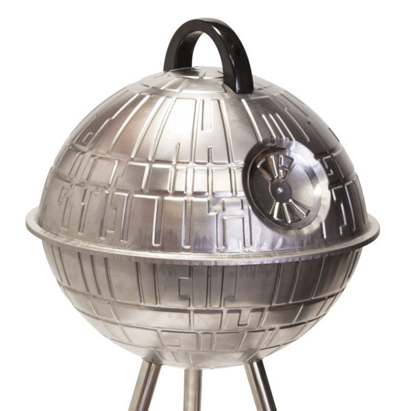 Star Wars Death Star BBQ