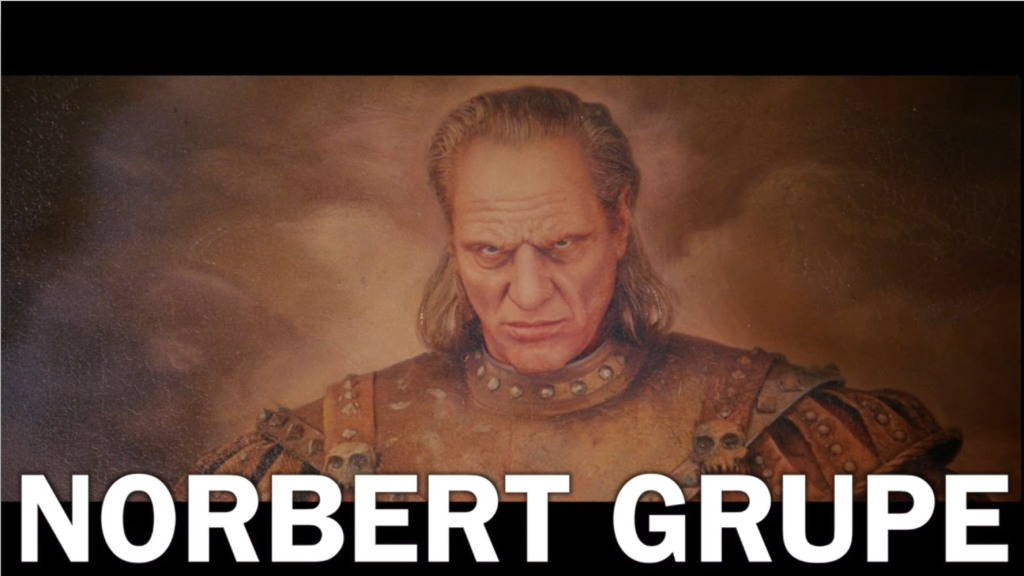 A Short Documentary on Norbert Grupe, The Actor Who Played Vigo the Carpathian in Ghostbusters II