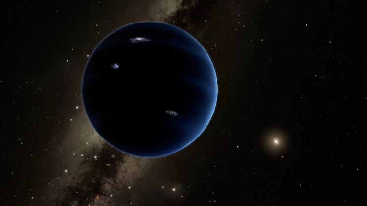 9th Planet ARtists Rendition