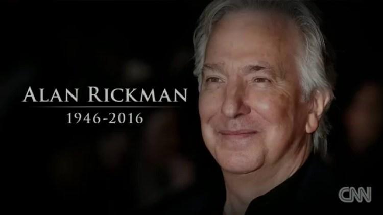 Alan Rickman Todesursache