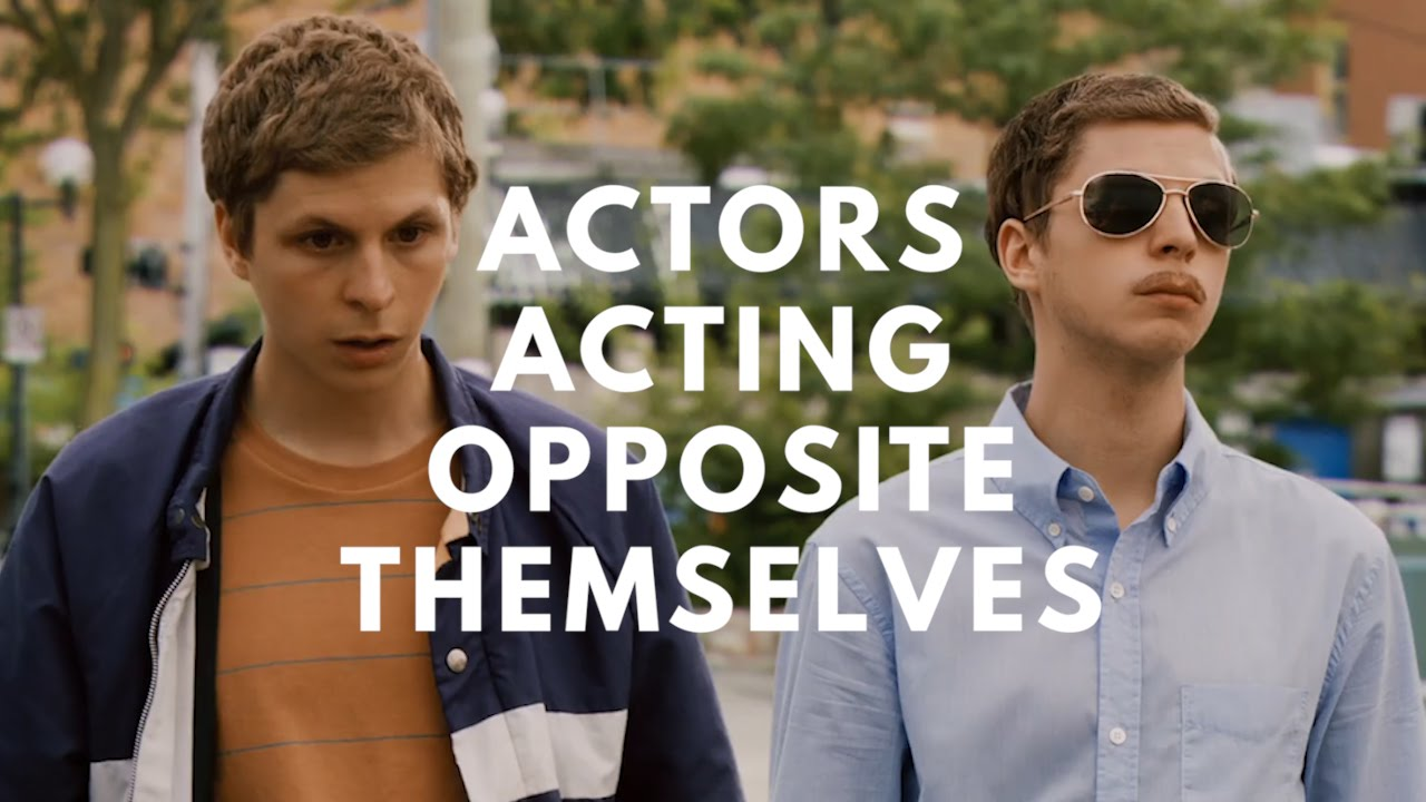 Actors Acting Opposite Themselves in Movies