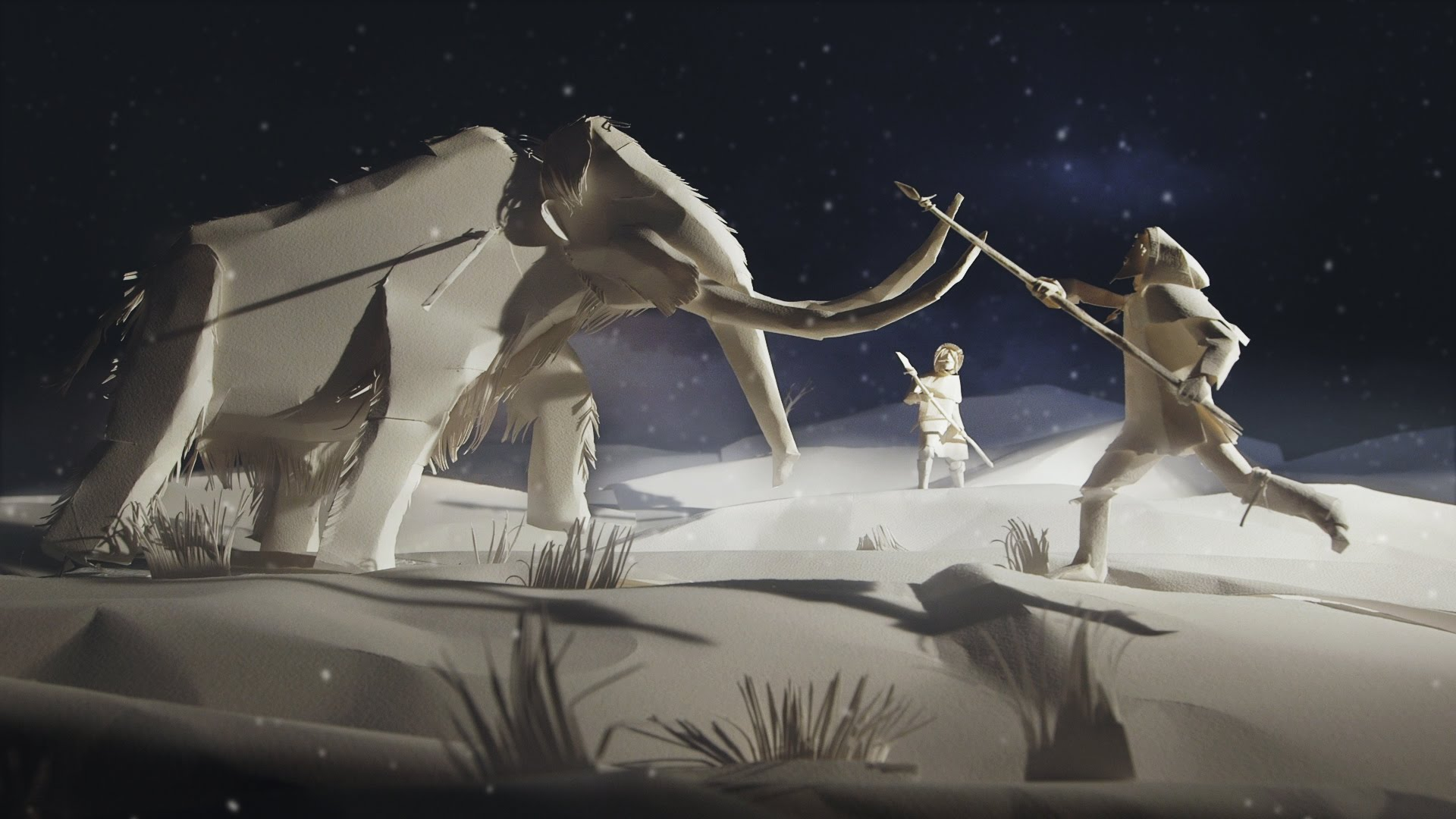 An Amazing Stop-Motion Paper Animation That Reconstructs 40,000 ...