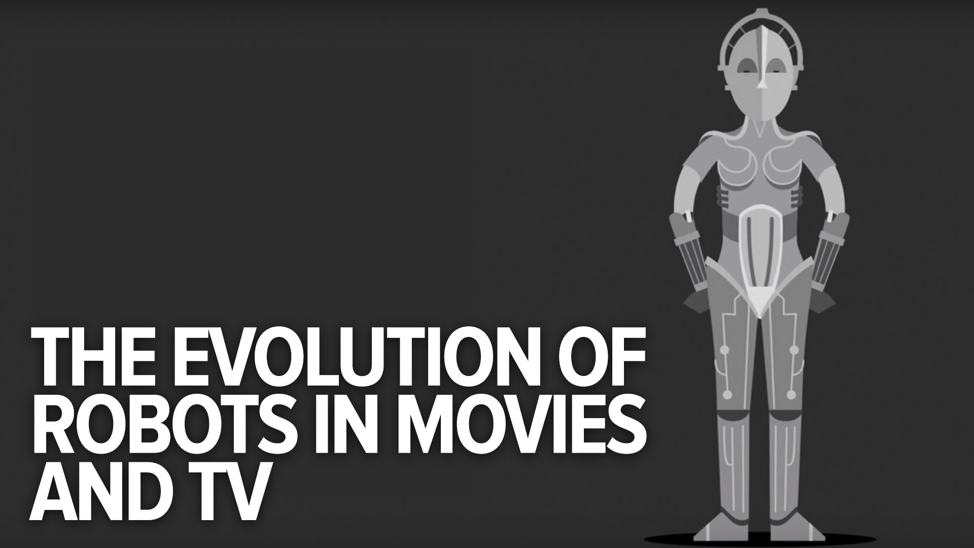 The evolution of animation