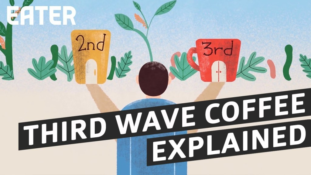 An Informative Animation That Fluidly Defines the Three Distinct Waves of Coffee Consumption