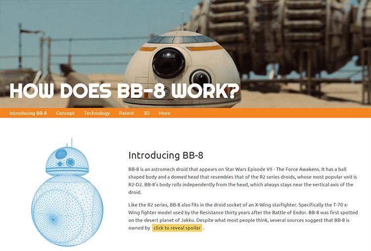 BB8 Works