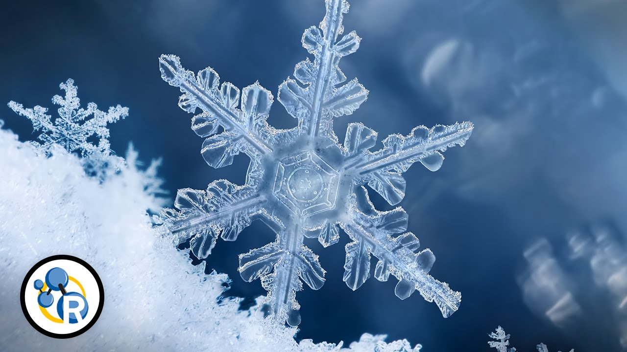 Crystallography Footage Shows the Chemistry of How Snowflakes Form and Why Each One Is Unique