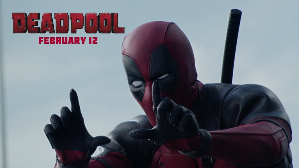 Deadpool Inflicts Pain and Spreads His Love in Marvel's New TV Spots and Movie Posters