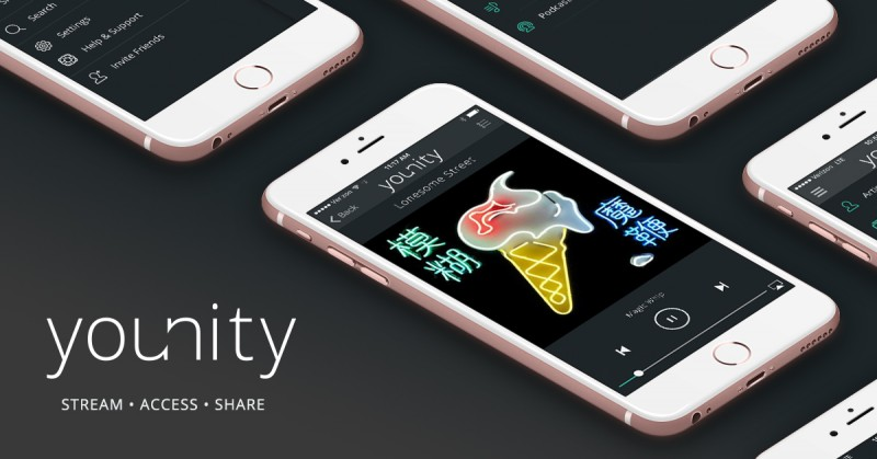 Stream All Your Movies on the Go With younity
