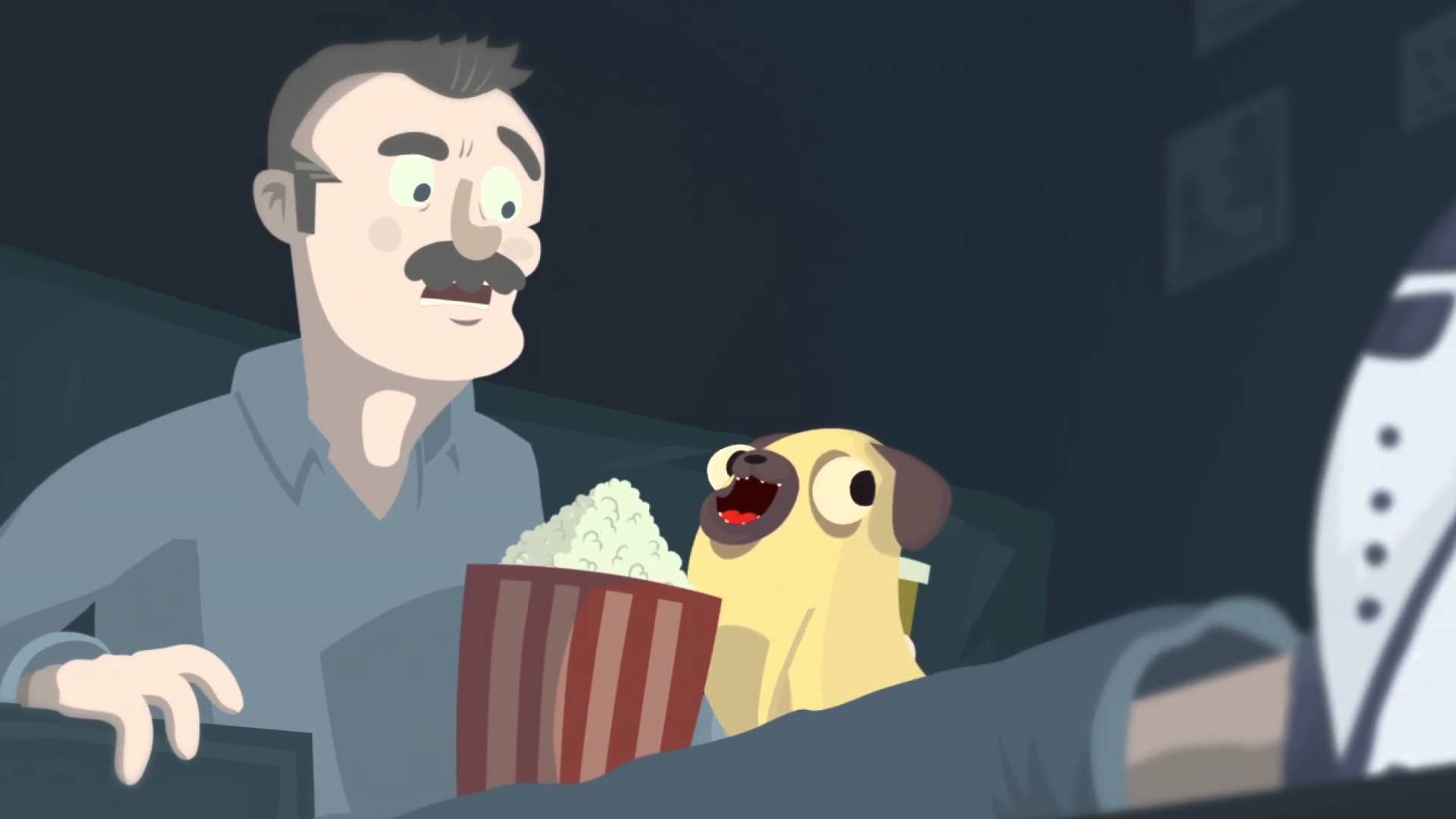 It's Not Rocket Science, A New Animated Comedy Science Series Starring Astronaut Chris Hadfield