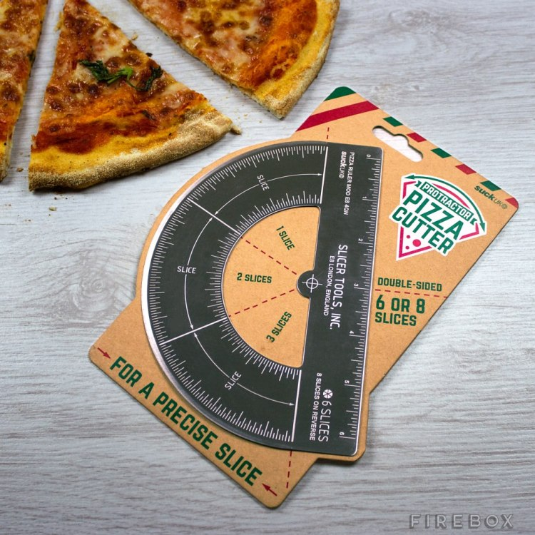Protractor Pizza Cutter