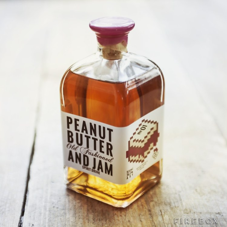 how to make butter infused bourbon