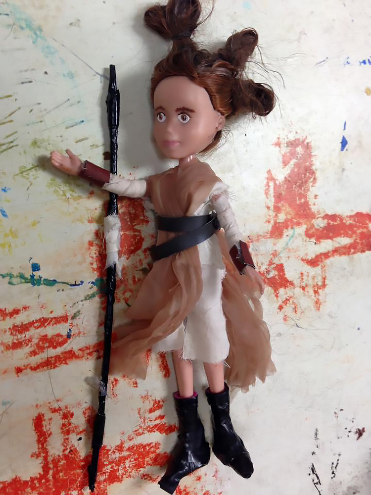 Bratz Turned to Rey