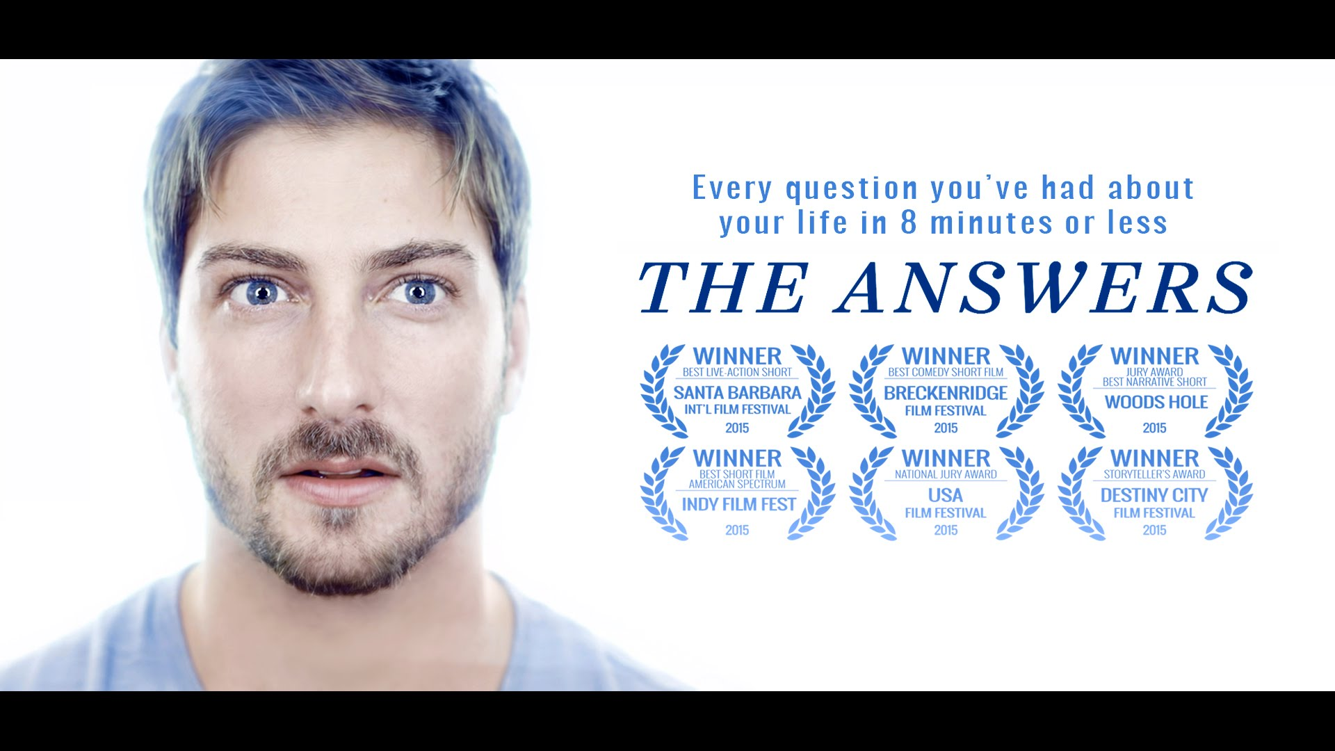 The Answers, A Short Film About A Man Who Gets All the ...