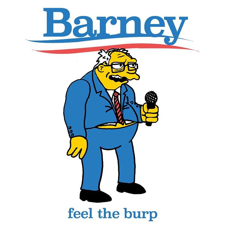 Barney Sanders