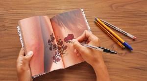 Tattoo Art Drawing Notebook