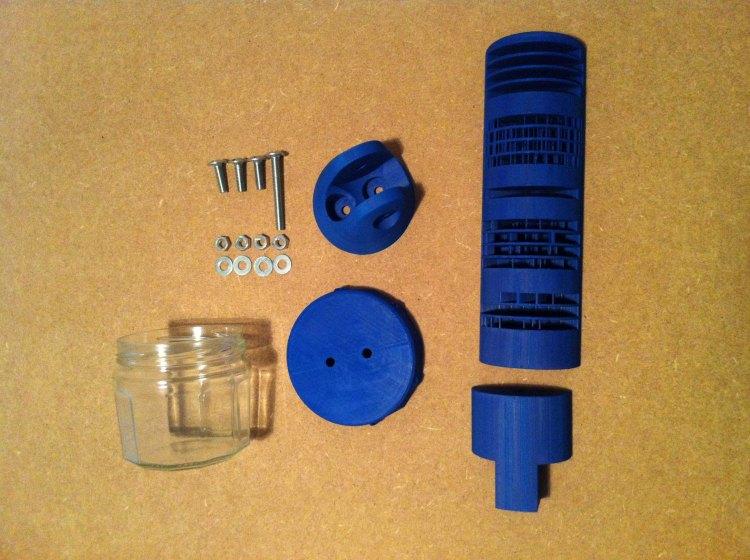 3D Printed Sundial Kit