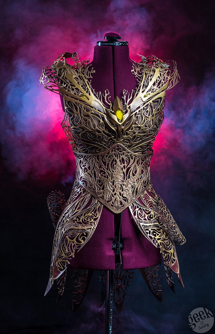 Felicia 3D Armor