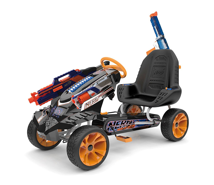 Nerf Battle Racer