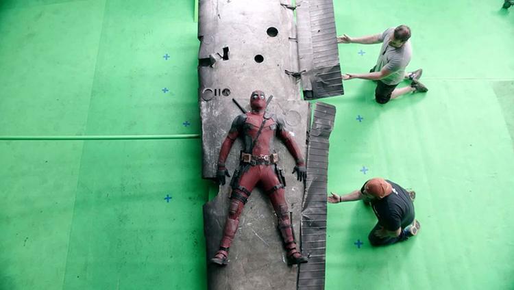 A Breakdown of the Visual Effects in Deadpool